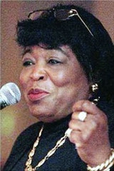 Blige Stars As Betty Shabazz In The Lifetime Original Movie Betty
