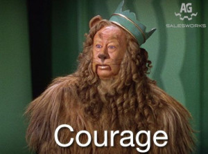Wizard Of Oz Quotes Courage Courage! what separates