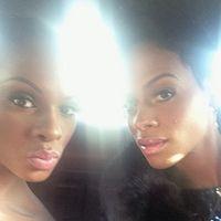Tika Sumpter Twin Sister
