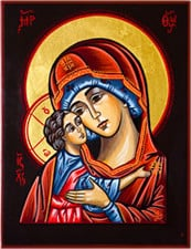 Our Lady of Tenderness 6