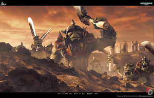 Warhammer 40k Ork Wallpaper Warhammer 40k Ork Wallpaper For Mobile