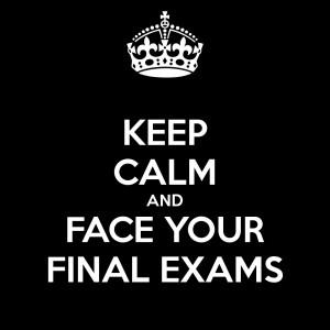 Final Exam Stress Quotes College Final Exam Stress