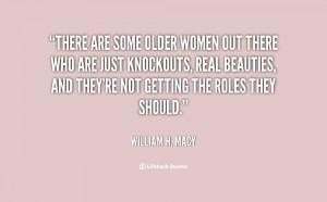 Older Women Quotes