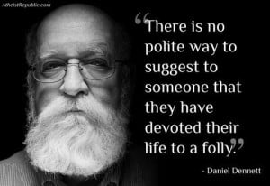 There is no polite way to suggest to someone that they have devoted ...