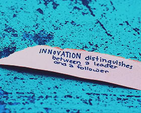 Innovation Quotes & Sayings