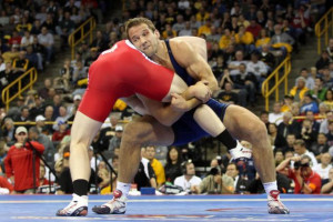 Olympic Wrestling 2012: Cael Sanderson Will Be Why Jake Varner Wins ...