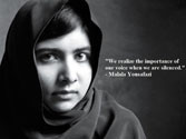 ... is the new cool: Everything about The Hot-Shot Nobel Laureate Malala