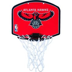 Spalding Atlanta Hawks Mini Hoop Set - NBAStore.com More