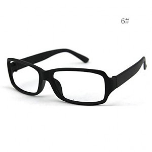 Mode glasögonbågar (Blandade färg) #01494611