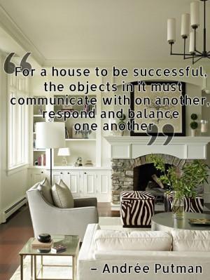 Inspirational Interior Design Quotes