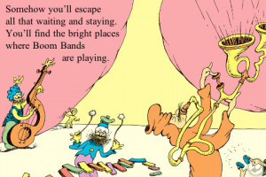 Essential Reading: Oh, the Places You'll Go!
