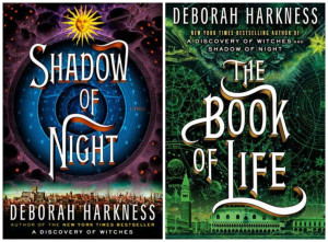 The second and third book in the All Souls Trilogy by Deborah Harkness ...