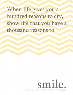 Printable Quotes To Make You Smile