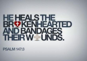 Healer of all the Brokenhearted