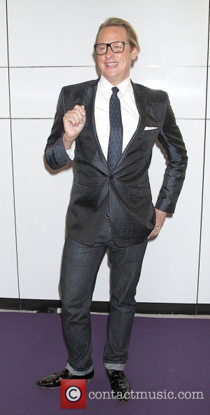 Carson Kressley Attends The...
