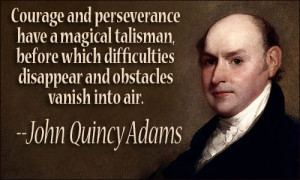 JOHN QUINCY ADAMS QUOTES