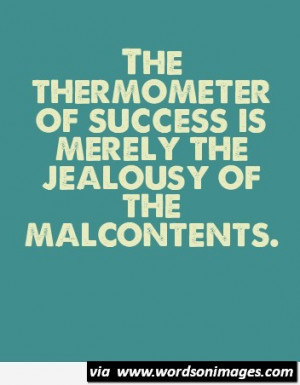 Jealousy and jealous quotes