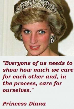 Princess diana famous quotes 5
