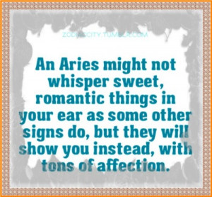 Aries Horoscope Quotes Aries love quotes- (36)