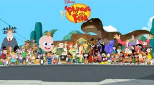 Phineas And Ferb Adventures