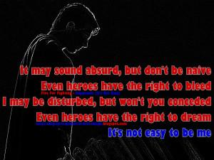 Superman quote #4