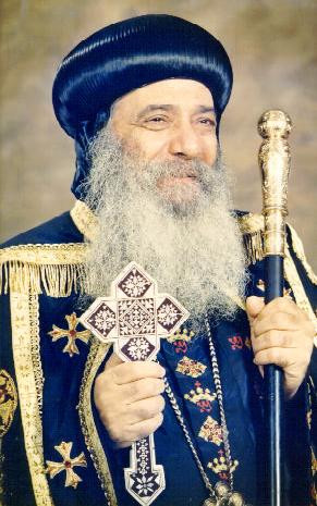 Statement of His Holiness Pope Shenouda III on the Egyptian Revolution