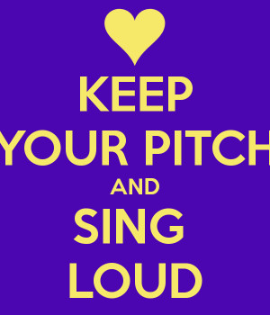 Singing Is My Life Singing is my life