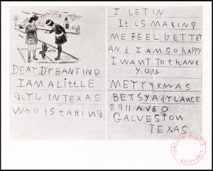 fan mail banting received many letters from people around the