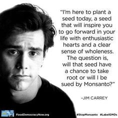 quote by jim carrey more jim carry quotes life boycot monsanto jim ...