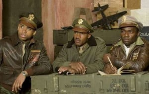 Red Tails (2012) - Cuba Gooding Jr., Terrence Howard, Nate Parker ...