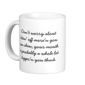 Bourbon Cowboy Coffee Mugs