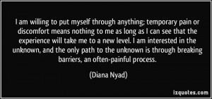 More Diana Nyad Quotes