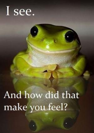 cute, frog, funny, lol, psychology