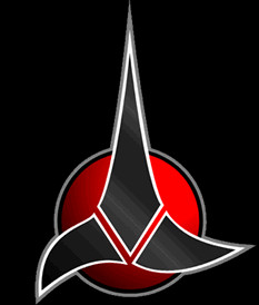 Klingon Empire logo Klingon Portal