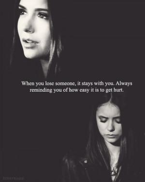 elena gilbert #the vampire diaries #TVD #the vampire diaries quotes