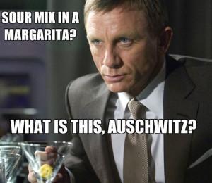 Putting Archer Quotes On James Bond Images…Pure Genius!
