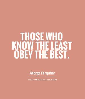 George Farquhar Quotes