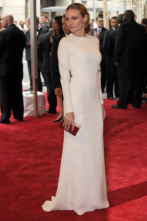 Diane Kruger na gala do Festival de Cinema de Hollywood em Beverly