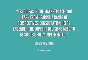 Test Quotes
