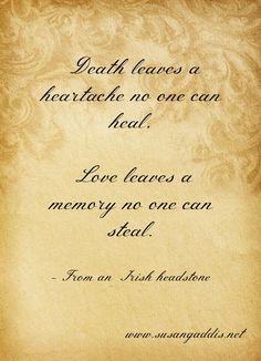 Irish Quotes And Sayings About Death ~ Greatest Irish Quotes on ...