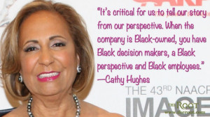 Quote of the Day: Cathy Hughes on Black Ownership