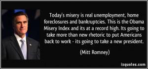 More Mitt Romney Quotes