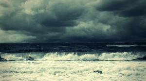 Stormy Ocean Wallpaper 1920x1080 Stormy, Ocean