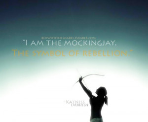 mockingjay quotes