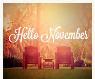 ... hello november hello november november quotes november welcome