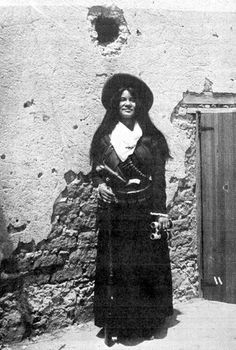 Yaqui Soldadera de Sonora Mexico 1915 -Here's the chance to do our ...