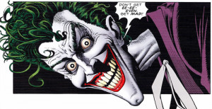 The Killing Joke is set to be released in 2016. So stay tuned to ...
