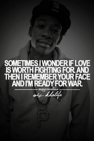 Wiz Kahlifa. Best. Quote. Ever.Wiz Khalifa Quotes Music, Wiz Khalifa 3 ...