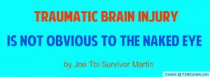 traumatic brain injury awareness cover