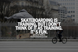 ... what the fu*k to do, you skate the hell you want to skate. -Jake Brown